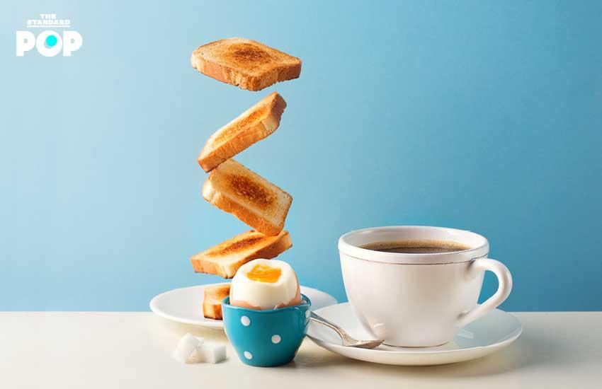 มื้อเช้า โภชนาการ