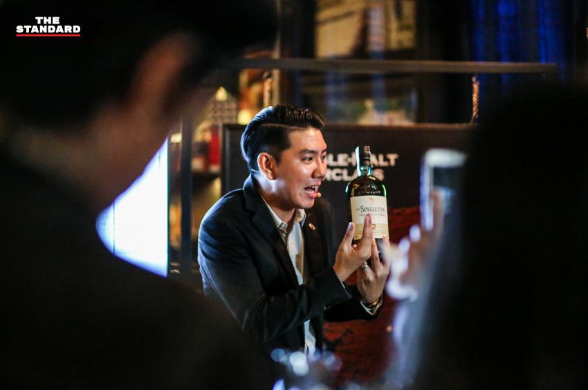 กูรูเรื่องวิสกี้จาก Diageo บรรยายถึงวิธีการดื่มเหล้า Single Malt
