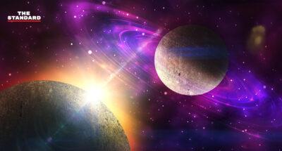 ดวงจันทร์ของดาวเสาร์