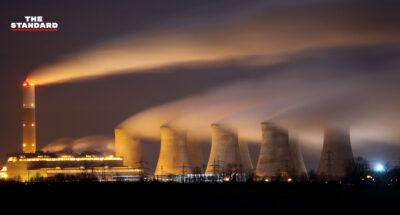 โรงไฟฟ้าคอตแทมในอังกฤษปิดตัว