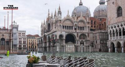 น้ำท่วมเวนิส