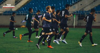 ฟุตบอลทีมชาติไทย