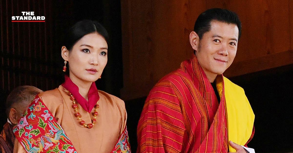 สมเด็จพระราชินีเจตซุน เพมา วังชุก แห่งภูฏาน ทรงพระครรภ์พระทายาท ...
