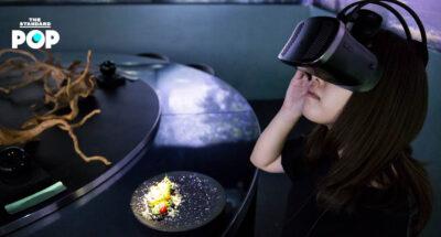 VR Tasting Menu