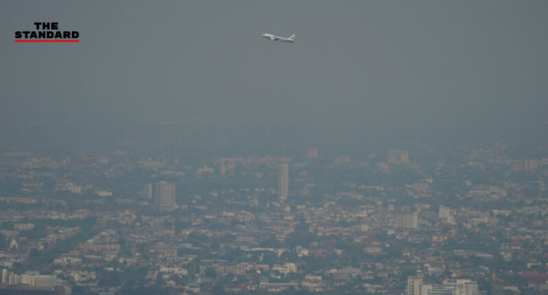 ฝุ่น PM2.5 ภาคเหนือยังวิกฤต