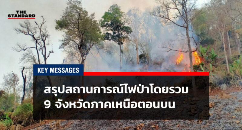 สถานการณ์ไฟป่า