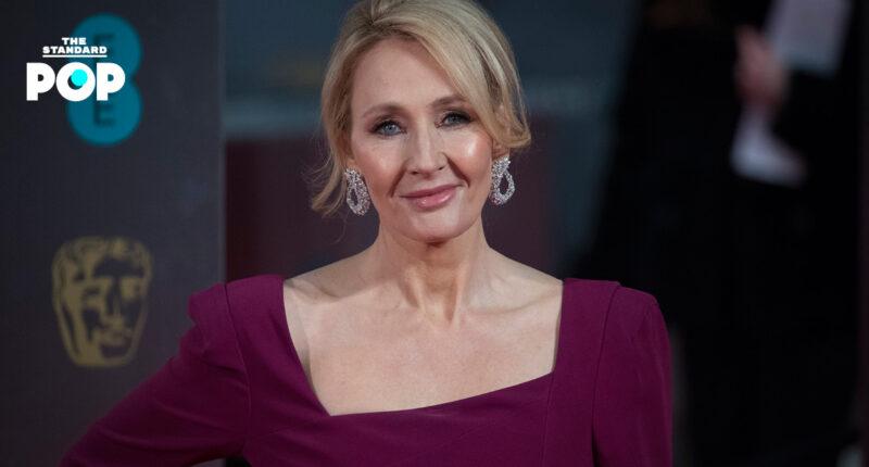 J.K. Rowling ติดโควิด-19