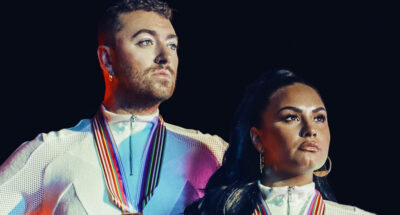 Sam Smith Demi Lovato