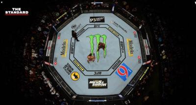 UFC ยอมเลื่อนศึกมวยกรง