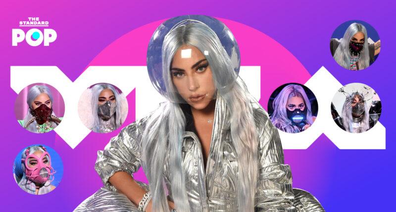 lady gaga MTV VMAs 2020