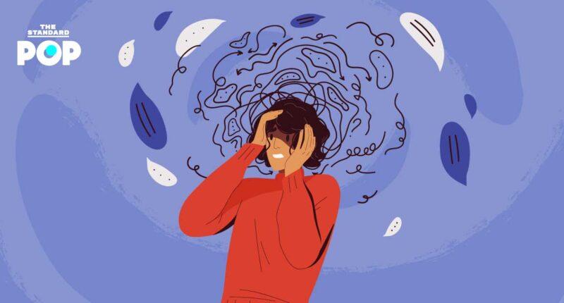 อาการกังวล Anxiety