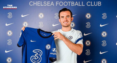 Ben Chilwell, Chelsea FC
