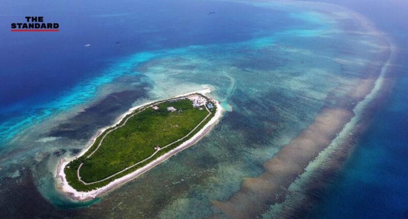 น่านน้ำ หมู่เกาะซีซา ใน ทะเลจีนใต้
