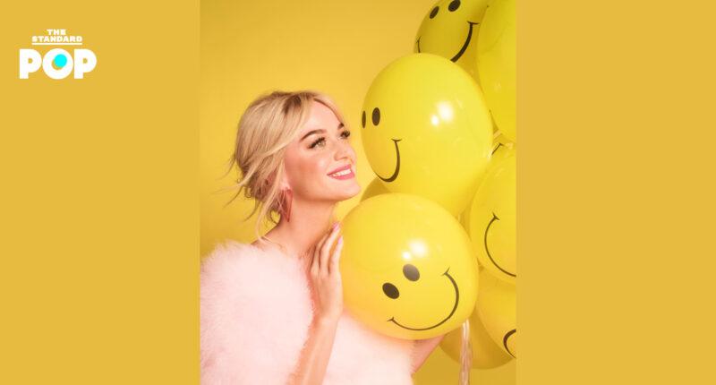 Katy Perry smile