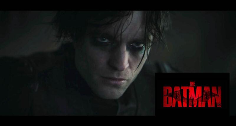 มืดหม่น สมจริงสมจัง เผยโฉมล่าสุด Robert Pattinson ในตัวอย่างแรก The Batman โดยผู้กำกับ Matt Reeves กำหนดฉายตุลาคม 2021