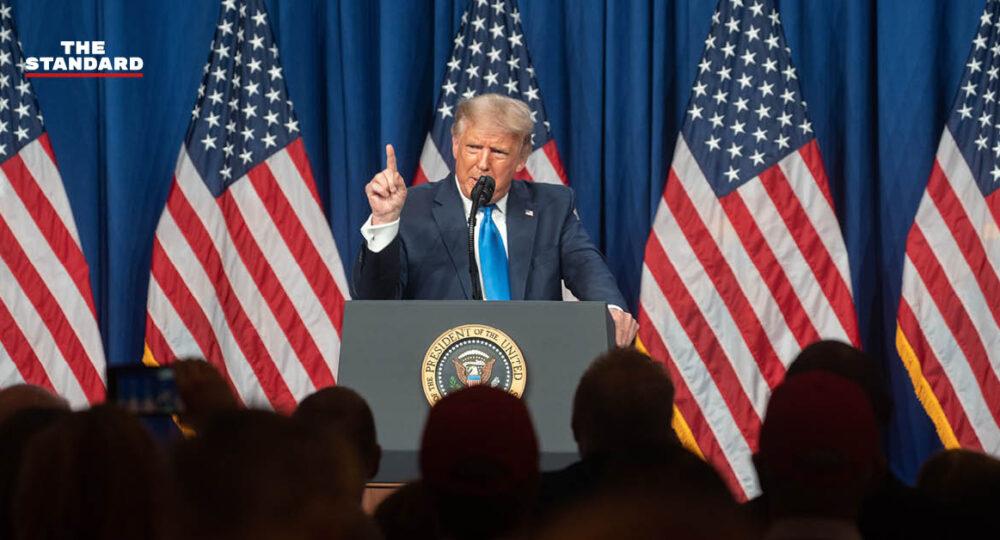 trump attack democracy at Republican convention