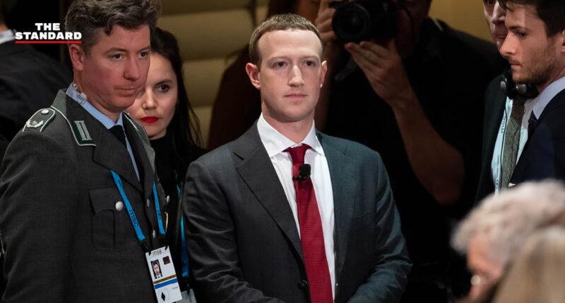 เผย มาร์ก ซักเคอร์เบิร์ก ประชุมลับ โดนัลด์ ทรัมป์ ปีที่แล้ว จุดไฟประเด็น TikTok การคุกคามของบริษัทเทคโนโลยีจีน