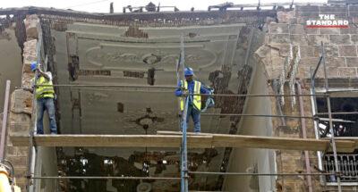 UNESCO โครงการ 'เบรุต' ระดมฟื้นฟูอาคารเก่าหลังเหตุระเบิด