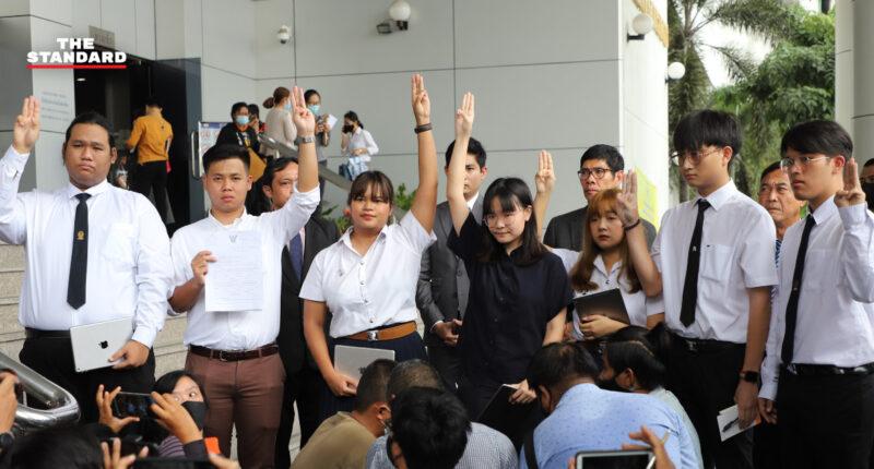 6 นิสิต นักศึกษา จุฬาฯ-ธรรมศาสตร์ ยื่นศาลแพ่งขอไต่สวนฉุกเฉิน เพิกถอนประกาศสถานการณ์ฉุกเฉินที่มีความร้ายแรง