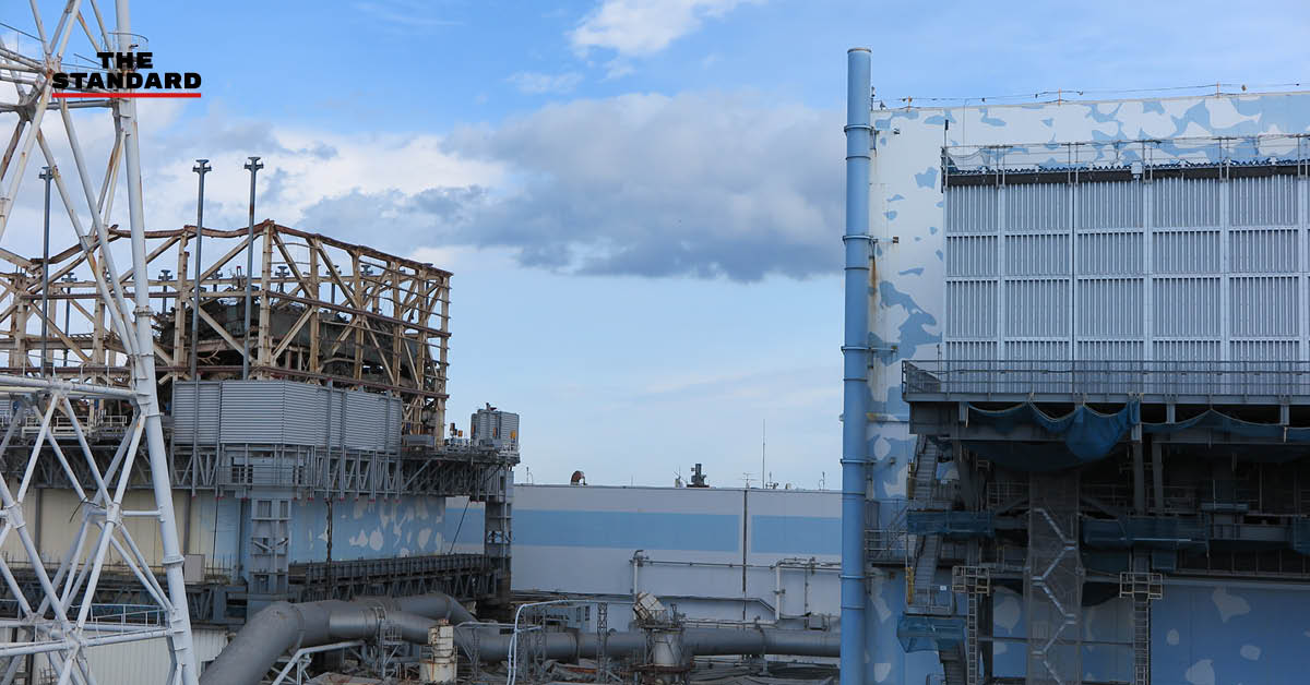 กรีนพีซเตือน น้ำปนเปื้อนที่ปล่อยจากโรงไฟฟ้านิวเคลียร์ฟุกุชิมะอาจมีสารกัมมันตรังสีที่เปลี่ยนแปลงดีเอ็นเอมนุษย์
