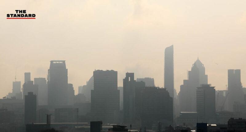 กรมควบคุมมลพิษเตรียมแผนรับมือแก้ไขปัญหา PM2.5 หลังพบหลายพื้นที่ใน กทม. มีค่าฝุ่นกลับมาสูงขึ้น