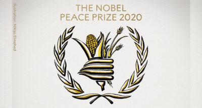 'โครงการอาหารโลก' คว้ารางวัลโนเบลสาขาสันติภาพ 2020