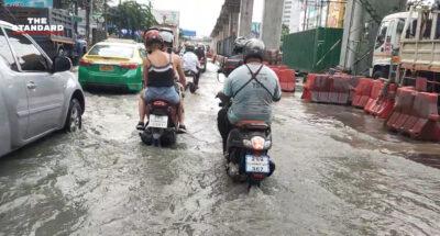 กรมควบคุมโรค แนะ 7 วิธี ขับขี่ให้ปลอดภัย ระวังอุบัติเหตุบนท้องถนนช่วงฝนตกหนัก