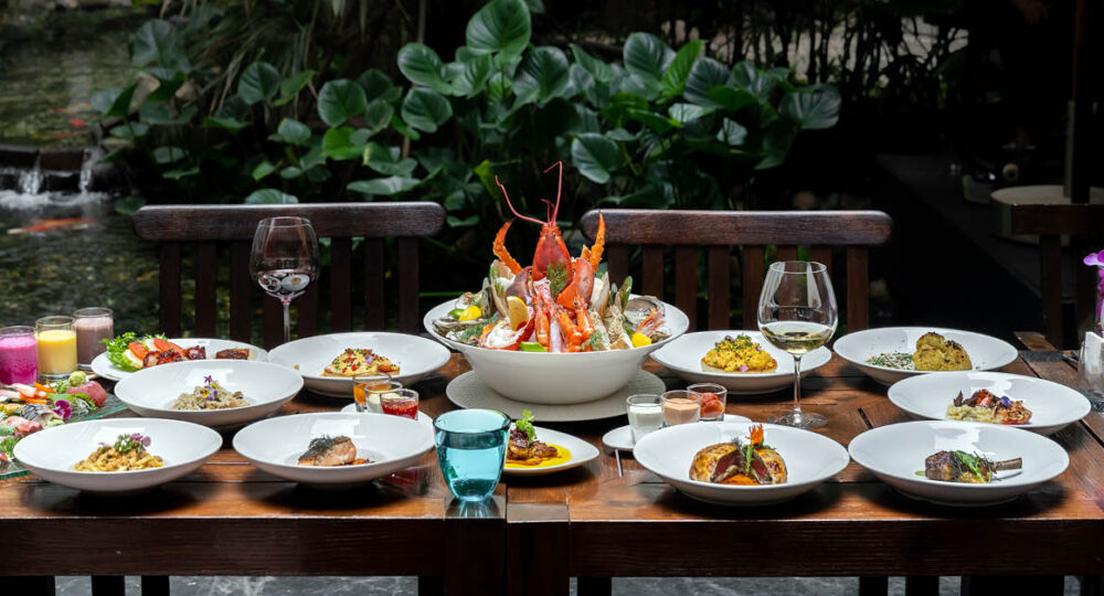 street food sunday brunch anantara siam