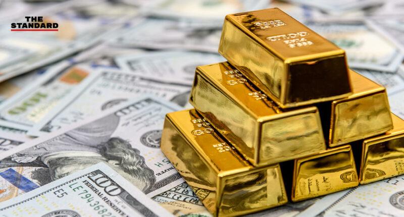 'ธนาคารกลาง' ทั่วโลกเทขาย 'ทองคำ' ครั้งแรกรอบ10 ปี