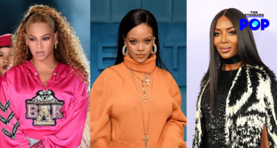 Beyonce Rihanna Naomi Campbell