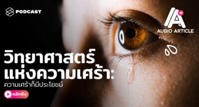 ความเศร้า ประโยชน์ ของความเศร้า