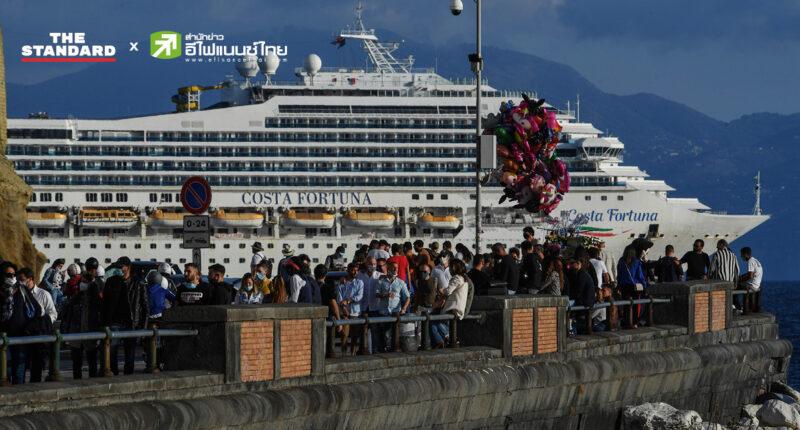 ครม. ไฟเขียว รับเรือสำราญต่างชาติแบบพักยาว 90-270 วัน กระตุ้นท่องเที่ยว