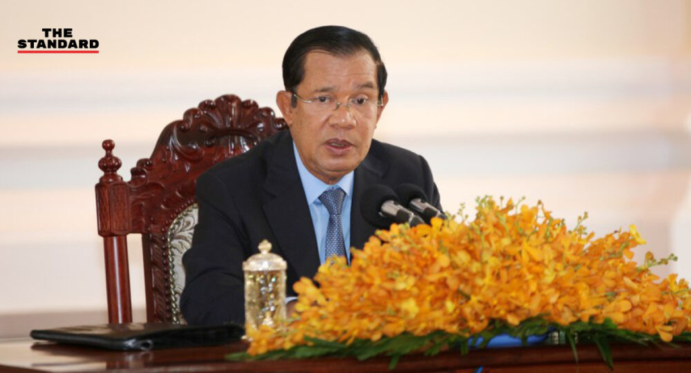 Hun sen military officer wage salary
