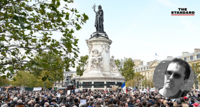 ทางการฝรั่งเศสสั่งสอบเข้ม คดีฆ่าตัดคอครูชานกรุงปารีสเกี่ยวพันมุสลิมหัวรุนแรง