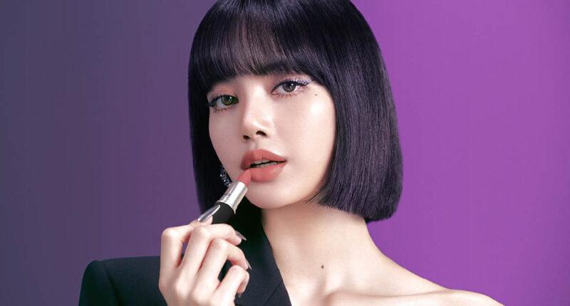 ลิซ่า พรีเซนเตอร์ แมค Global Brand Ambassador เครื่องสำอาง M·A·C