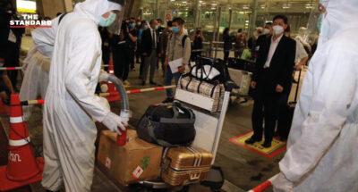 สุวรรณภูมิ พร้อมรับนักท่องเที่ยวเข้าไทย ขอประชาชนมั่นใจแนวทางป้องกันโรค หลังทัวร์จีนกลุ่มแรกถึงไทย