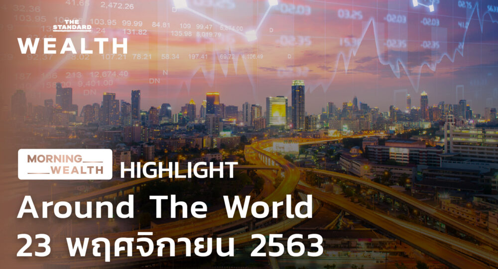 Morning Wealth: Around The World 23 พฤศจิกายน 2563 | HIGHLIGHT