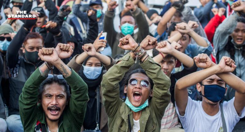 การประท้วงในอินโดนีเซีย