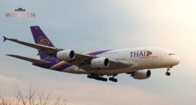 การบินไทย จัดเที่ยวบินบินวนไม่ลงจอด ผ่าน 99 สถานที่ศักดิ์สิทธิ์ของไทย พร้อมนำสวดมนต์ภาวนาบนเครื่อง