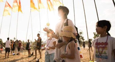 ส่งท้ายปีเก่า ต้อนรับปีใหม่ ใน 'หมู่บ้านวันเดอร์' มินิเทศกาลจากทีมงาน Wonderfruit