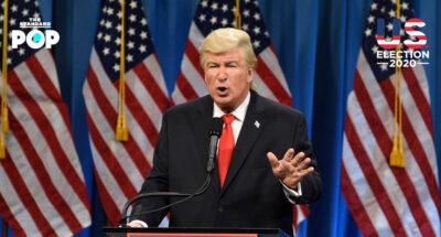 """""""ผมไม่อยากเชื่อเลยว่าจะรู้สึกมีความสุขจากการตกงาน"""" Alec Baldwin ยุติบทบาท โดนัล ทรัมป์ ในรายการ SNL หลังเสียตำแหน่งประธานาธิบดีสหรัฐ"""