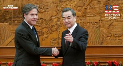 ตัวเลือกรัฐมนตรีต่างประเทศคนใหม่ของไบเดน สะท้อนความหวังฟื้นสัมพันธ์สหรัฐฯ-จีน
