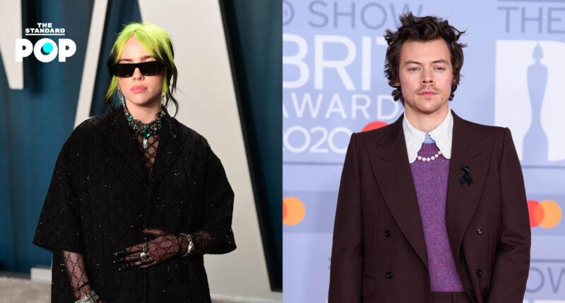 Billie Eilish และ Harry Styles เตรียมแสดงในมินิซีรีส์ใหม่ช่วงเทศกาลออนไลน์ของแบรนด์ Gucci