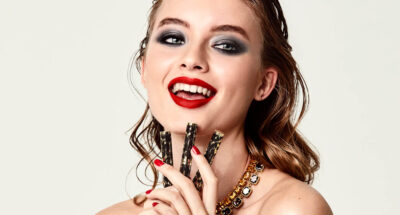 จากชุดลูกไม้แสนงดงามของ Dolce & Gabbana สู่การเป็นลิปสติกแท่งใหม่สุดหรู Beauty Passionlips