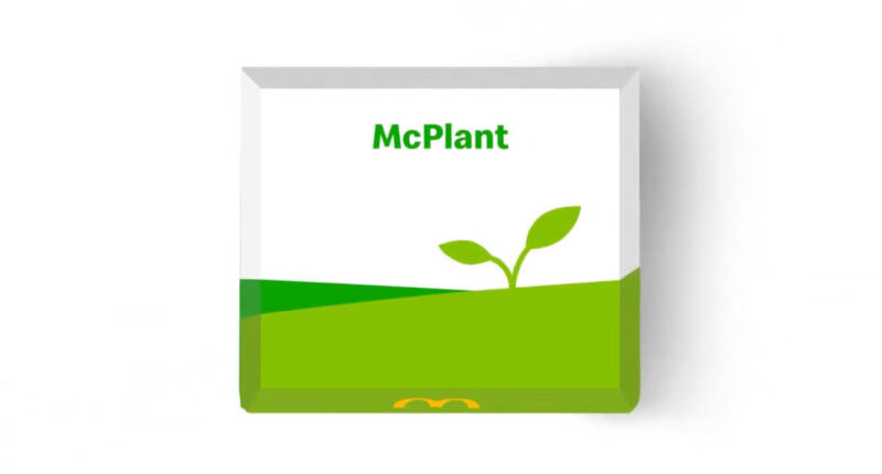 ฟาสต์ฟู้ดไร้เนื้อสัตว์! McDonald's เตรียมทดสอบเมนูเบอร์เกอร์เนื้อจากพืช 'McPlant' ทั่วโลกปีหน้า