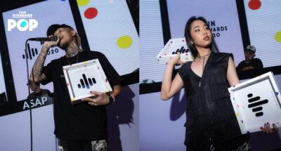 สรุปผล 'RAP IS NOW Awards 2020' YOUNGOHM คว้า 4 รางวัลใหญ่ 'พักก่อน' จาก MILLI คว้าเพลงฮิปฮอปแห่งปี