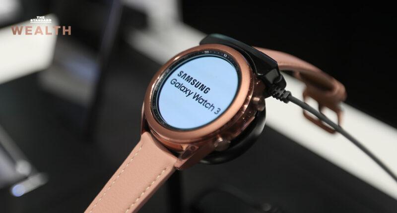 Samsung เผย ปีนี้ยอดขายอุปกรณ์ Wearable Device เติบโตมากกว่า 30% แล้ว