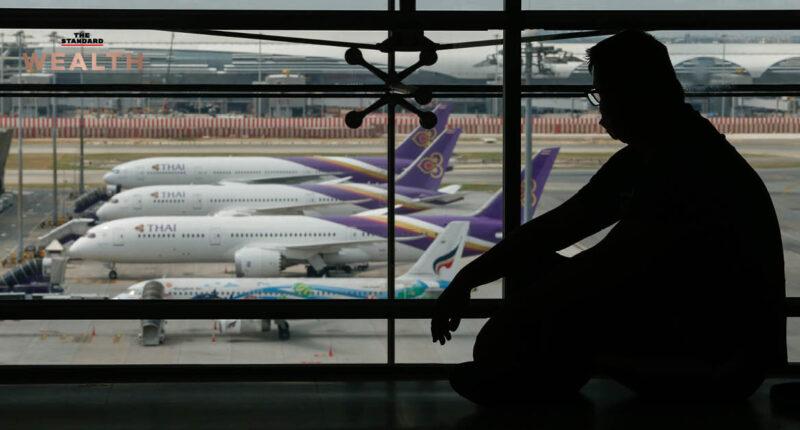 'การบินไทย' ไตรมาส 3 ขาดทุนหนัก 2.15 หมื่นล้าน รายได้จากการขนส่งทรุด 95%