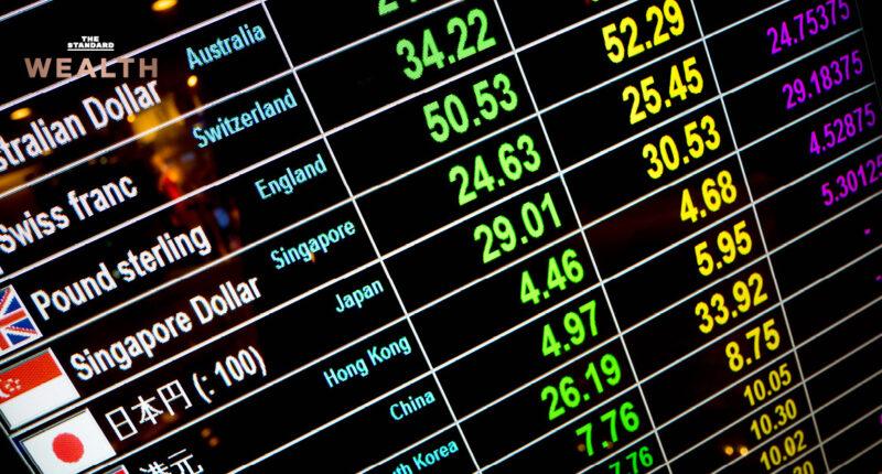 'เงินบาท' แข็งค่าแตะ 30.35 ต่อดอลลาร์ หลังทุนนอกไหลเข้าหุ้นไทยวันเดียว 1.9 หมื่นล้าน สูงสุดเป็นประวัติการณ์