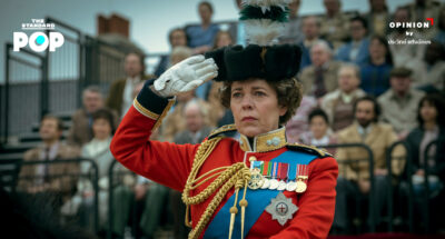 The Crown (ซีซัน 4) ควีนยังคงยืนเด่นโดยท้าทาย